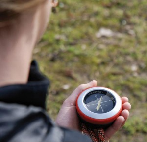 The GPS Compass