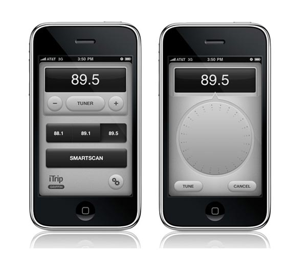 Griffin iTrip iPhone/iPod FM Transmitter