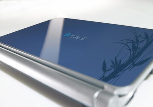 Hercules eCafe EC-1000W Netbook