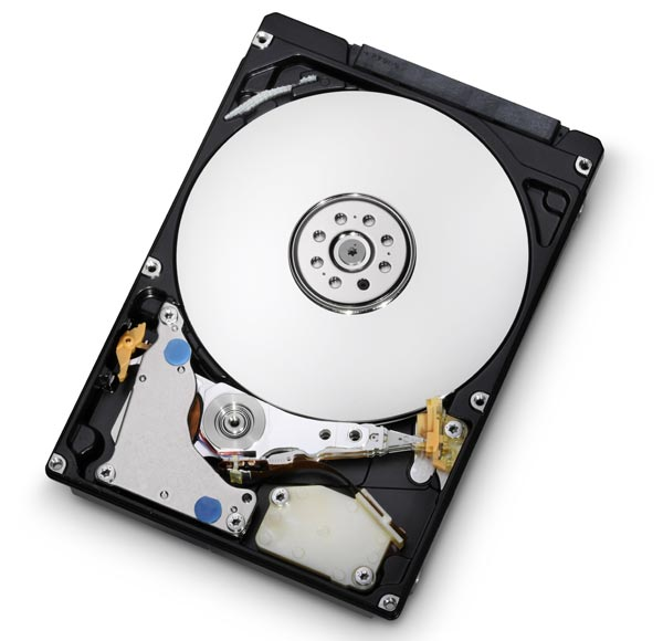 Hitachi 7K500 Travelstar Notebook Hard Drive