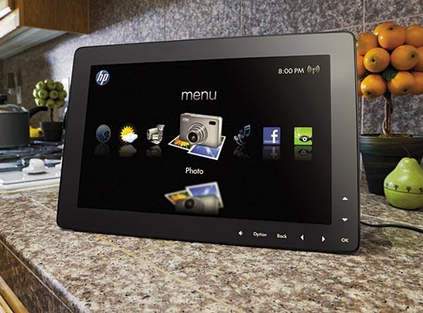HP Dreamscreen Digital Photo Frames