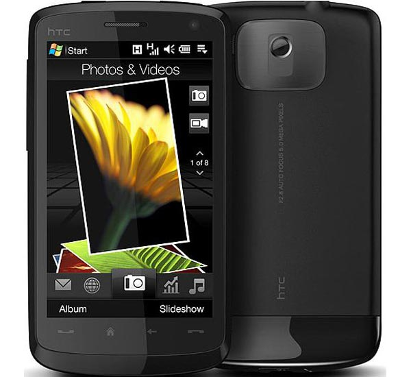 HTC Touch HD2 Coming with Google Android