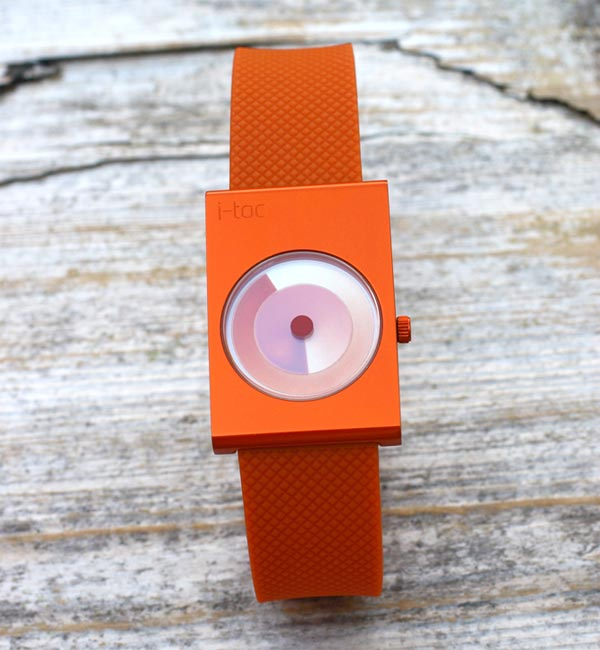 i-Toc Watch by Sean Zoega