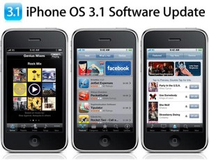 iPhone OS 3.1 Full Details