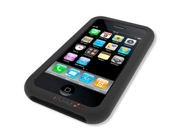 iBand d3o iPhone Case