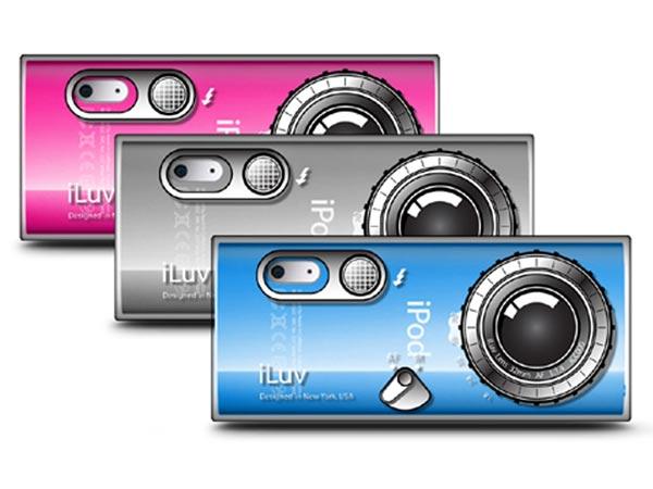 iLuv Camera iPod Nano 5G Case