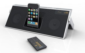 Altec Lansing inMotion Classic iPhone Dock