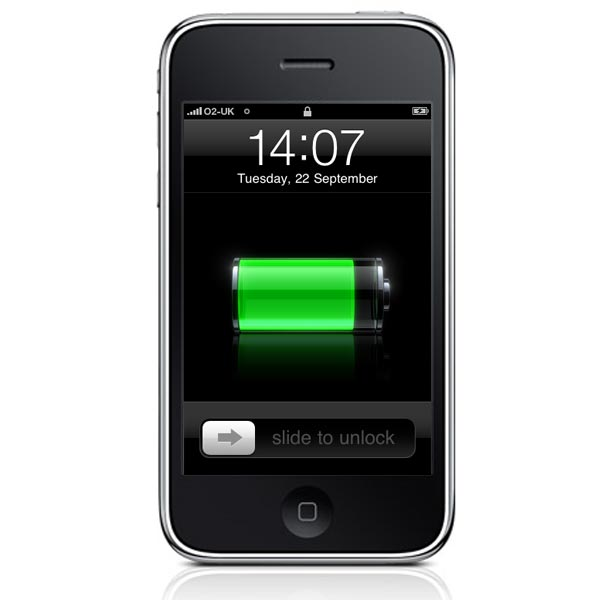iPhone OS 3.1 Battery Problems