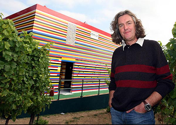 James May's Lego House Faces Demolition