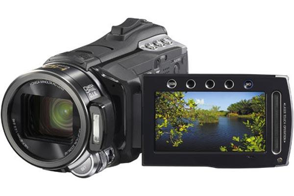 JVC GZ-HM400 Camcorder