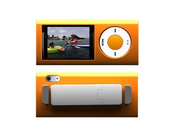 Quirky Kickster iPod Nano Case