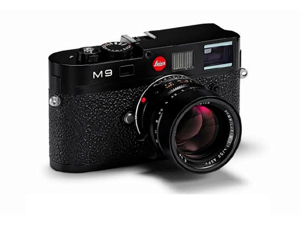 Leica M9 and X1
