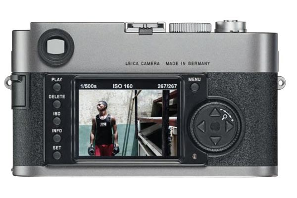 More Leica M9 Photos and Full Specifications Leaked