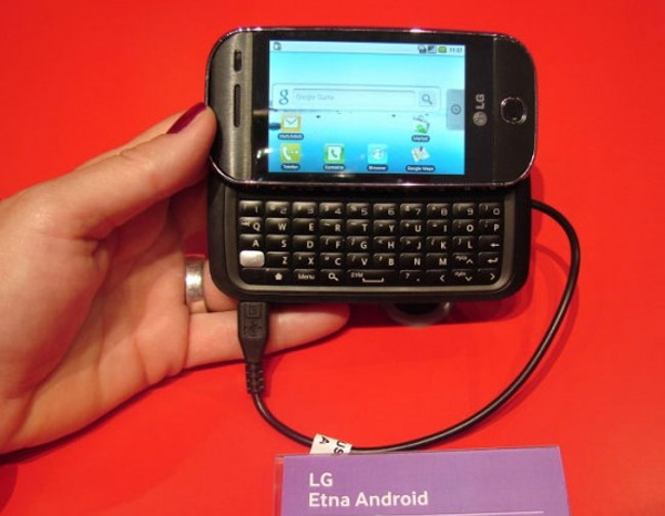 LG Etna Android Smartphone