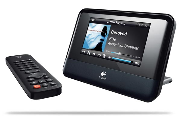 Logitech Squeezebox Radio and Squeezebox Touch