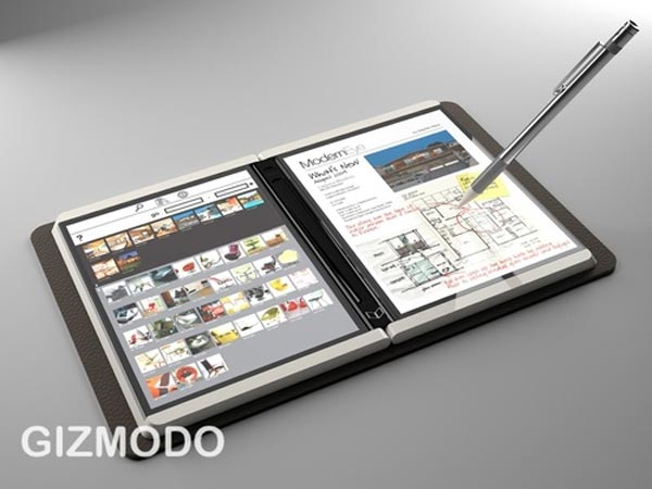 Microsoft Courier Tablet