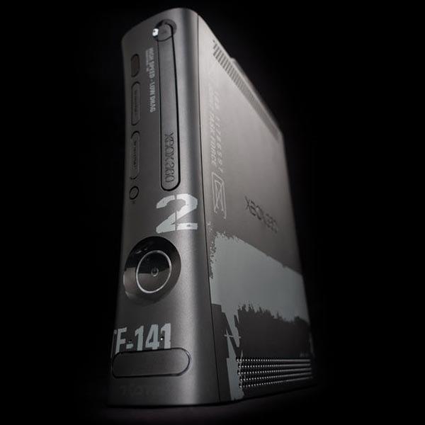 Modern Warfare 2 Xbox 360 Console