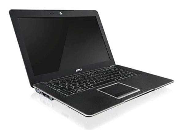 MSI X-Slim X410 Notebook
