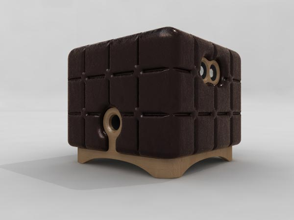 Music Chocolate by Michi Jjung