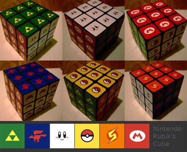 Nintendo Rubik's Cube