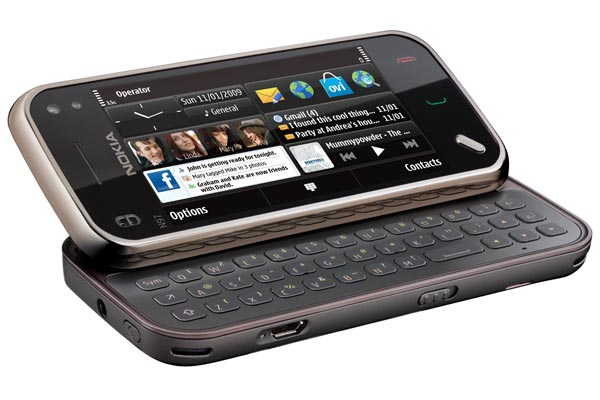Nokia N97 Mini Gets Official