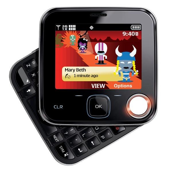 Nokia Twist Mobile Phone