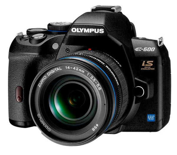 Olympus E600 DSLR