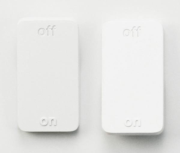 On/Off Fridge Magnet