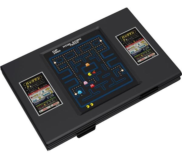 Pac-Man Business Card Holder