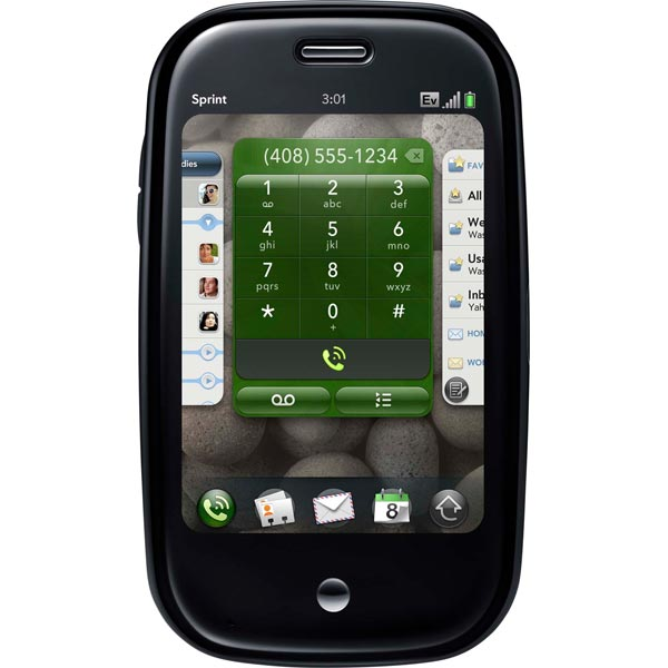 Palm Pre availble to pre-order in the UK Sim free