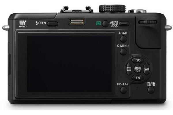 Panasonic Lumix GMC-DF1