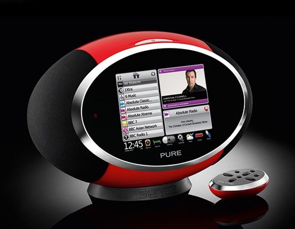 Pure Sensia DAB WiFi Radio