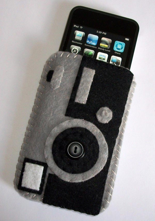 Retro Camera iPhone Case