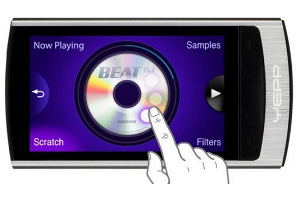Samsung R1 Beat PMP