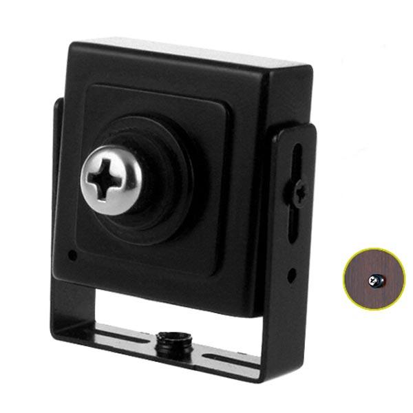 The Screw Spy Camera
