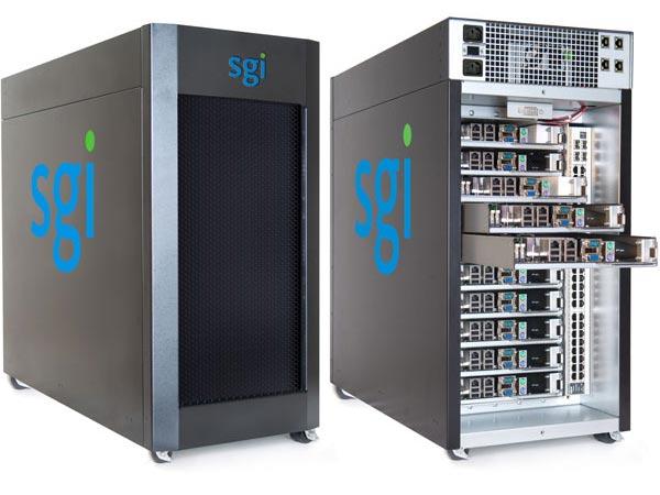 SGI Octane III Perosnal Supercomputer
