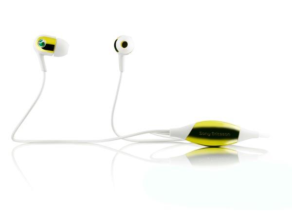 Sony Ericsson MH907 Motion Activated Headphones