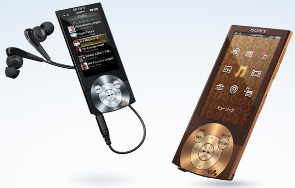 Sony NWA840 A-Series Walkman