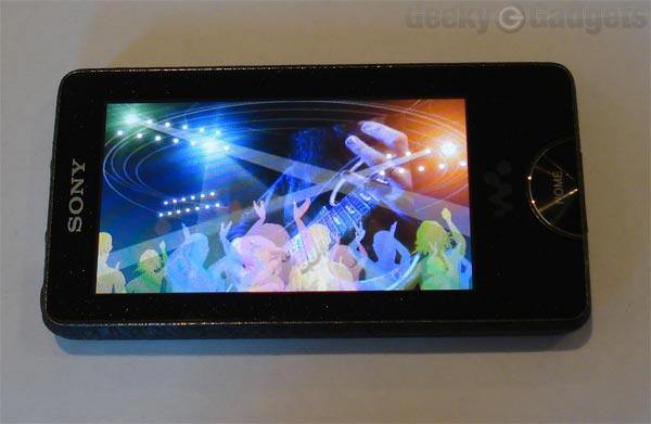 Sony X Series Walkman Review