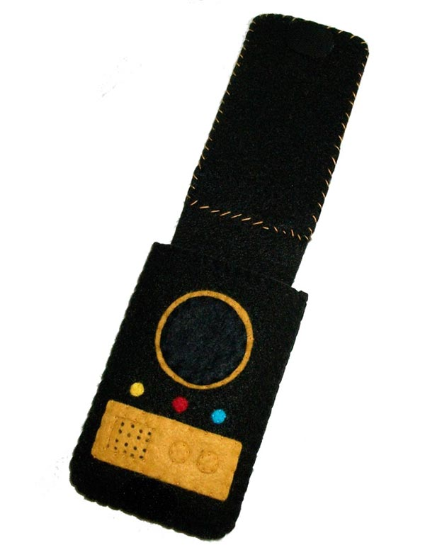 Star Trek Communicator iPhone Case