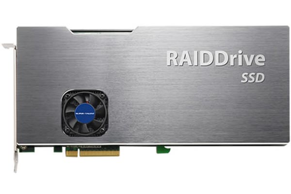 Super Talent RAIDDrive SSD