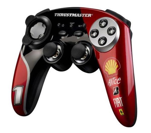 Thrustmaster Ferrai Gamepads
