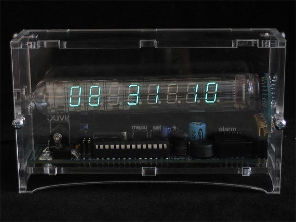 Tube Clock Kit