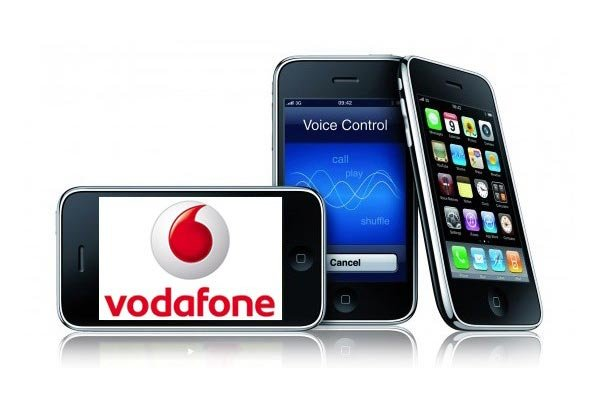 iPhone coming to Vodafone in the UK