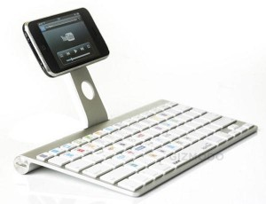 XSKN iKeyboard for the iPhone