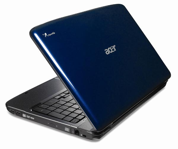 Acer Aspire AS5738PG Multi-Touch Screen Notebook