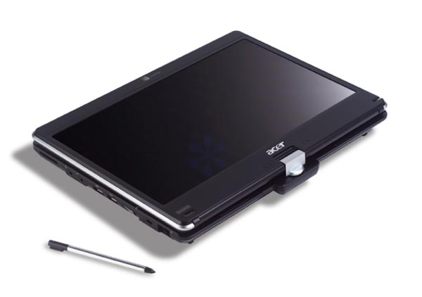 Acer Aspire Timeline 1820P Windows 7 Multitouch Tablet