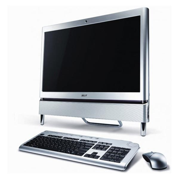 Acer Aspire Z5610 Multitouch All-in-One Desktop