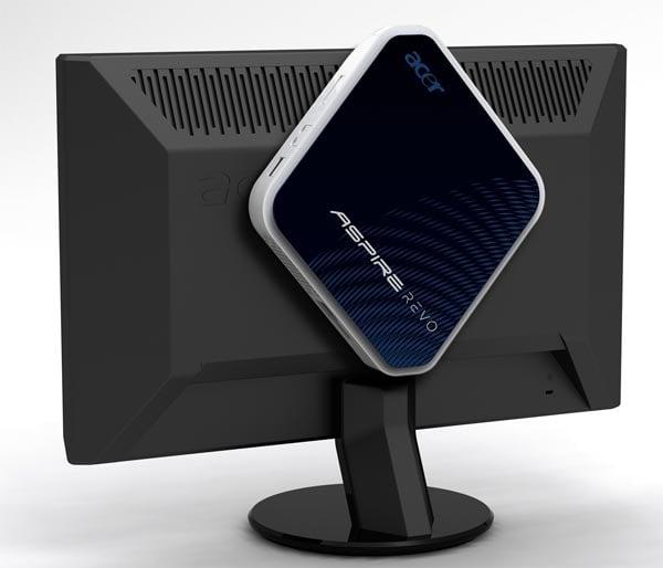 Acer AspireRevo R3610-U9012 Nettop