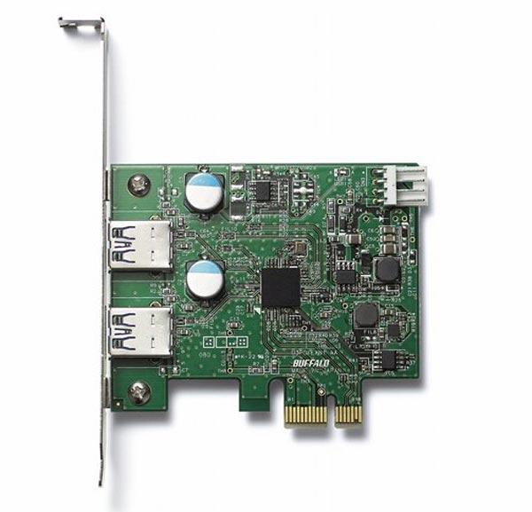 Buffalo HD-HU3 USB 3.0 Hard Drive